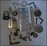 Изготовление деталей из стали