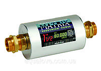 """Промышленный магнитный фильтр Aquamax MATRIX 2"""" мощностью 100 000 Gauss"""