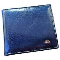 Женский кожаный кошелек Dr. Bond. Красный кошелек из натуральной кожи.
