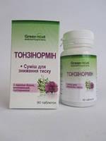 Тонзинормин №90. При  гипертонической болезни