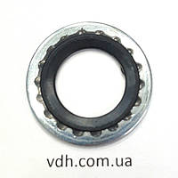 Автоуплотнители  диаметр  Наруж 28 мм  внутренний 5/8 (15 мм)  толшина 2 мм   (DRA 742UN +88 086 Италия