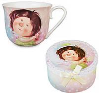 Чашка Гапчинская 500 мл Девочковые тайны Lefard 924-060