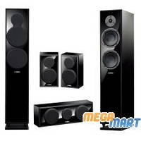 Акустика Hi-Fi комплект Yamaha NS-F150 +NS-P150 piano black