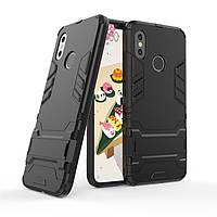 """Чехол для Xiaomi Mi 8 6.21"""" Hybrid Armored Case черный"""