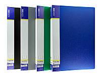 Папка дисплей-книга  А4 Economix (60 файлов) Е30606