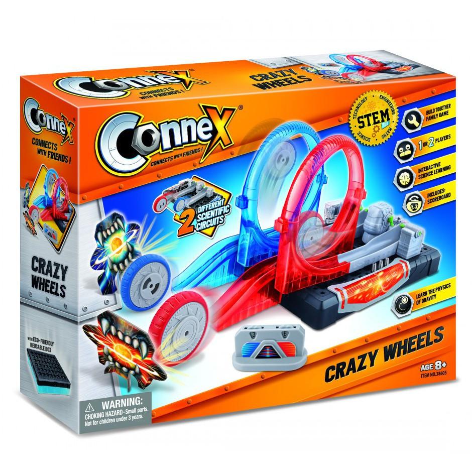 Набір науково-ігровий «Crazy Wheels»