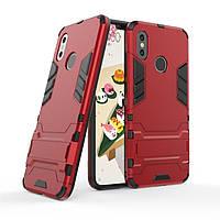 """Чехол для Xiaomi Mi 8 6.21"""" Hybrid Armored Case красный"""