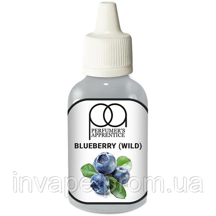 Ароматизатор TPA Blueberry (Wild) (Черника (Дикая)), фото 2