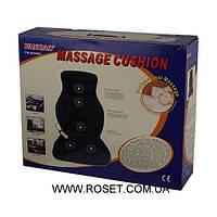 Массажная накидка на автомобильное сиденье Massage Cushion Pangao FM-9504B2