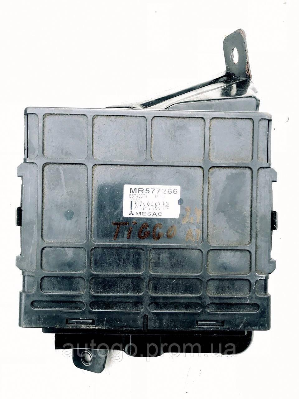 Блок управления двигателем АКПП Chery Tiggo Eastar 2.4 A/T MR577266