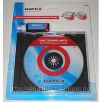 Чистящий диск для чистки привода CD DVD Datex