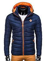 Куртка K363 L, Синий