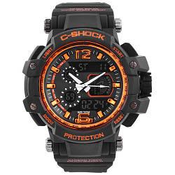Часы наручные C-SHOCK GW-4000 Black-Orange