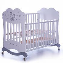 Детская кроватка Feretti Lettino Etoile D`Argent, фото 3