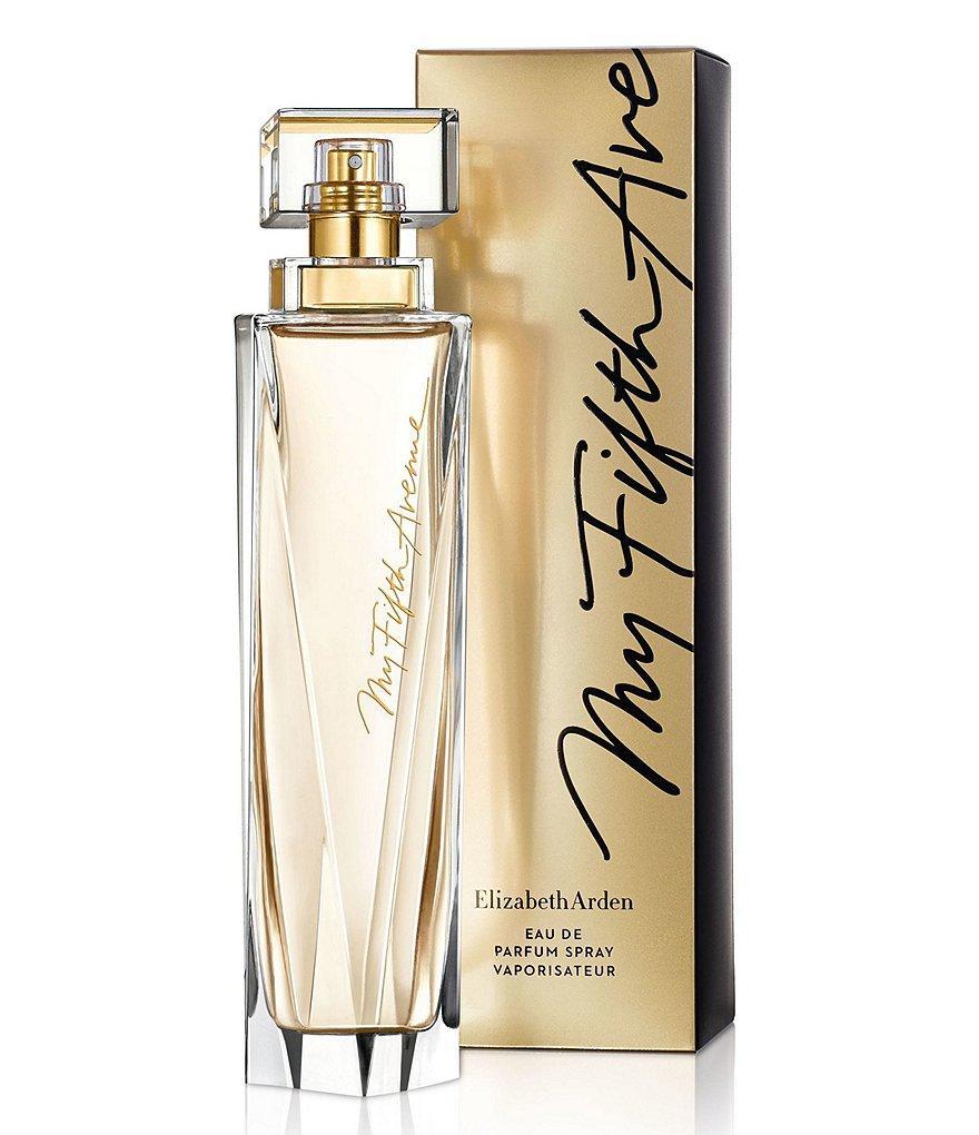 Elizabeth Arden My Fifth Avenue 100ml (tester) парфюмированная вода  (оригинал)