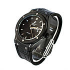 Мужские часы Hublot Big Bang черные (replica), фото 2