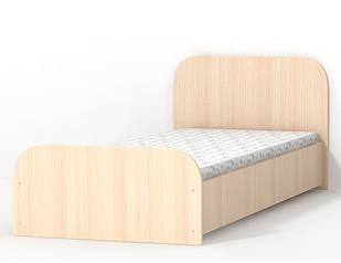 Ліжко дитяче з ДСП/МДФ Твіст Matroluxe
