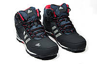 Зимние ботинки (на меху) мужские Adidas Climaproof   3-072