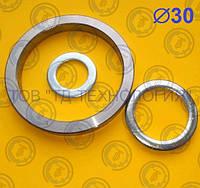 Шайбы для пальцев Ф30 ГОСТ 9649-78, DIN1440, фото 1