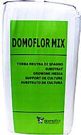Торф'яний субстрат DOMOFLOR MIX 3 фракція 0-6 мм