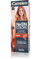 Краска для волос Delia Cosmetics CAMELEO полустойкая NEON COLORS