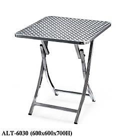 Алюминиевый складнойстол ALT 6030