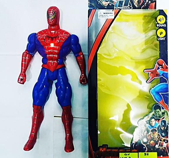 Интерактивная игрушка Человек Паук Супергерой Марвел