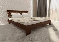 Кровать деревянная Сакура Люкс 160*200(190)