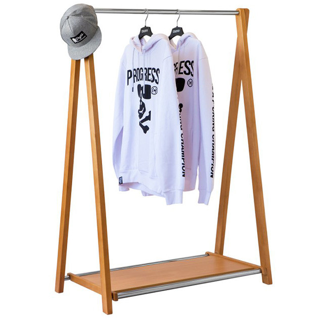 Деревянная стойка для одежды «Модус 2П»