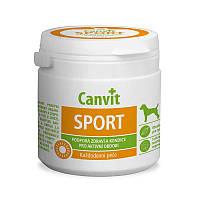 Canvit Sport (витамины для спортивных собак, беременных и лактирующих, при востановлении  в таблетках) 100г