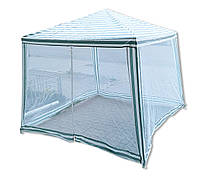 Садовый павильон SP-002 водостойкий полиэстер с москитной сеткой