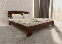 Кровать деревянная Сакура Люкс 180*200(190)