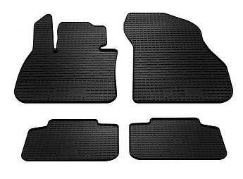 Коврики в салон резиновые для BMW X1 F48 2015- Stingray (к-кт 4шт)