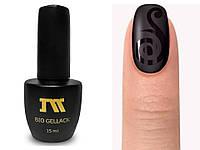 Матовый топ для дизайна ногтей