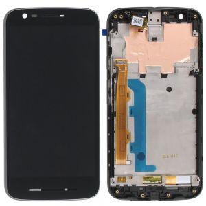 Дисплей с тачскрином Motorola XT1700 Moto E3 черный
