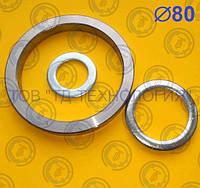 Шайбы для пальцев Ф80 ГОСТ 9649-78, DIN1440, фото 1