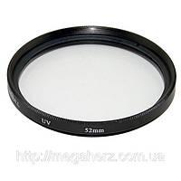 Защитный УФ фильтр 52мм UV filter 52mm Green.L