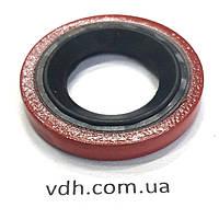 Автоуплотнители  диаметр Наруж 30 мм  внутренний 15 мм  толшина 4 мм   Красный     (DRA 757UN +88 122 Италия )
