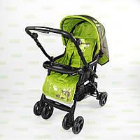 Коляска прогулочная Baby TILLY Safari BT-WS-0003 GREEN с перекидной ручкой