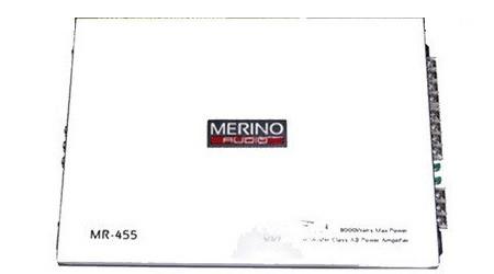 Усилитель Merino MR-455 4-х канальный 8000W