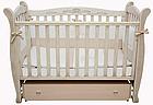 Детская кроватка Верес Соня ЛД 15 маятник+ящик (патина), фото 5