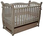 Детская кроватка Верес Соня ЛД 15 маятник+ящик (патина), фото 2