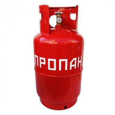 Баллон газовый бытовой 12 л бутан (NOVOGAS, Беларусь)