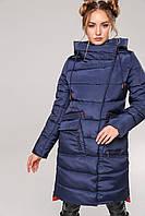 Пальто женское зимнее Рива, р-ры 52 - 56, ТМ NUI VERY