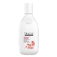 Безсульфатный шампунь для поврежденных волос с сакурой THALIA, 300 мл