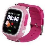 Детские умные часы Samtra Q90 с GPS розовые