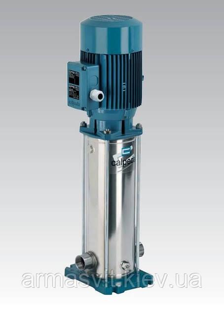 Моноблочные вертикальные многоступенчатые насосы MXV-B из нержавеющей стали