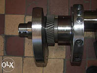 Коленчатый вал двигателя ЯМЗ-7511