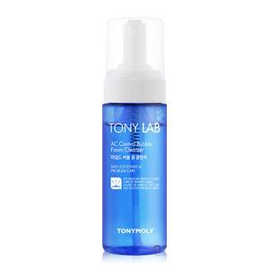 Пенка для кожи с акне TONY MOLY Tony Lab AC Control Bubble Foam Cleanser, 150 мл