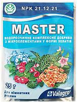 Удобрение Master для комнатных растений, 25г.